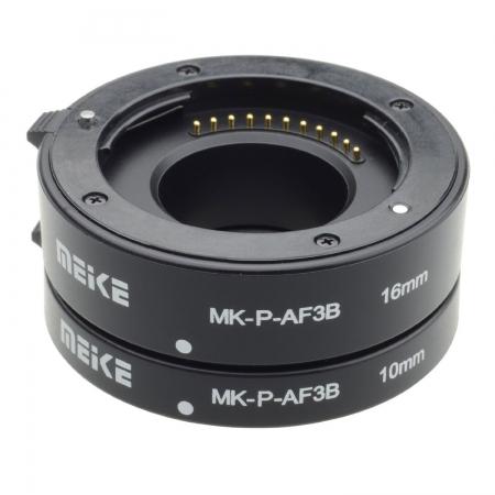 Meike extension tube set micro 4/3 - inel extensie macro