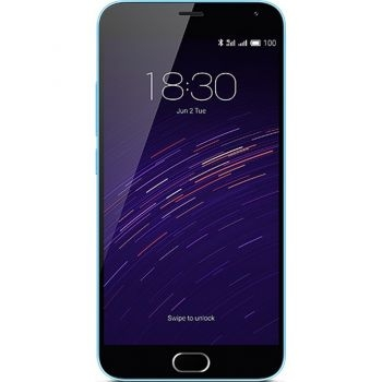 Meizu M2 Note - Dual SIM, Octa-core 1.3 GHz, 16GB, 2 GB RAM, LTE 4G - albastru