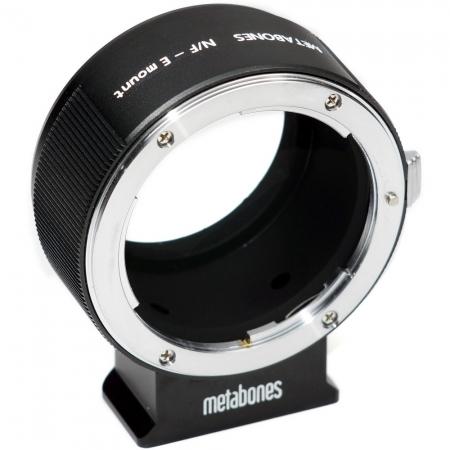 Metabones MB_NF-E-BM2 - inel adaptor de la Nikon F la Sony NEX II