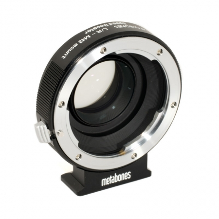 Metabones Leica R - Micro 4/3 Speed Booster - adaptor de la Leica R la Micro 4/3