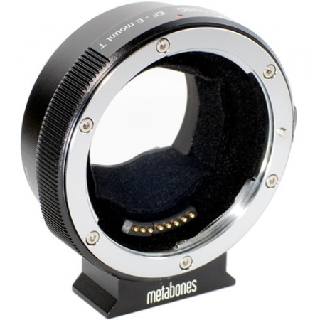 Metabones MB_EF-E-BT4 - adaptor obiectiv Canon EF/EF-S la montura Sony E-mount T Ver.IV