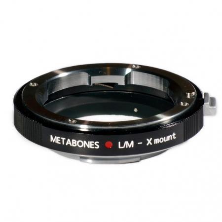 Metabones MB_LM-X-BM1 - adaptor obiectiv Leica M la montura Fujifilm X