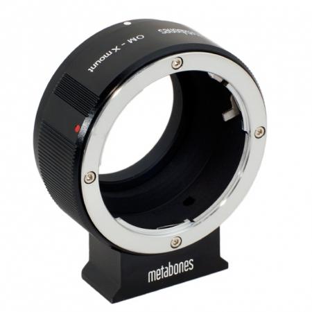 Metabones MB_OM-X-BM1 - adaptor obiectiv Olympus OM la montura Fujifilm X