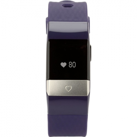 MiVia Essential 350 - Bratara fitness, senzor EKG, Mov