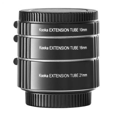 Micnova KK-FX47 - inele de macro pt Fuji X