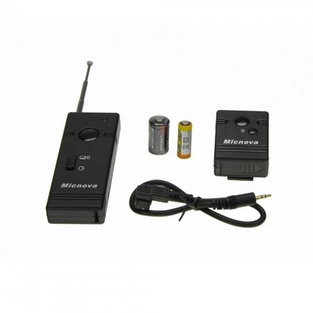 Micnova MQ-NW4 - Telecomanda Radio pentru Sony