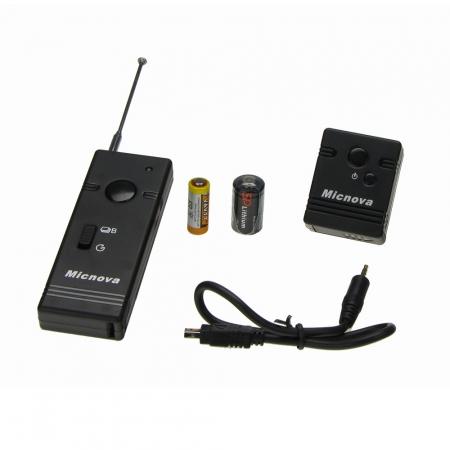 Micnova MQ-NW8 Telecomanda Radio Olympus - RS50609842-1