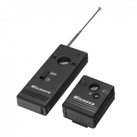 Micnova MQ-NW9 - Telecomanda Radio Olympus E3/E30
