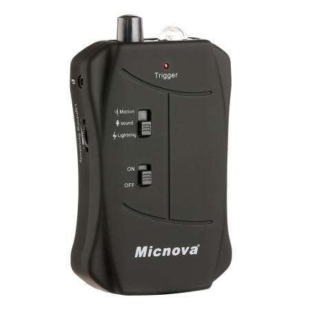 Micnova MQ-VTN Lightning, motion, sound trigger pt. Nikon