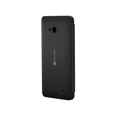 Microsoft CC-3089 BLACK - Husa tip Flip Shell pentru Lumia 640