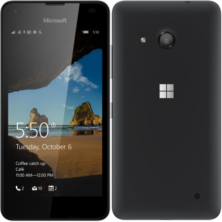 Microsoft Lumia 550 single sim 4G negru RS125025995