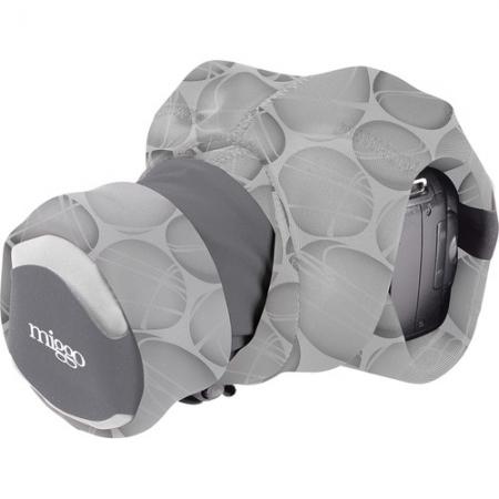 Miggo Grip and Wrap - Sistem prindere/ protectie pentru Aparate foto DSLR, Pebble Road