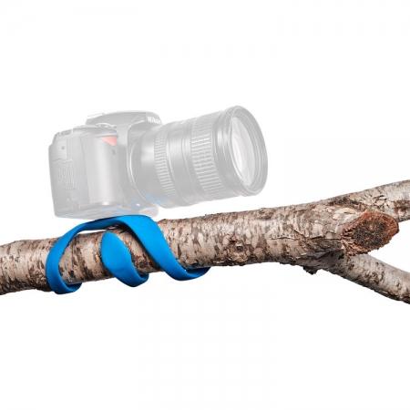 Miggo Splat SLR- Trepied flexibil, Albastru