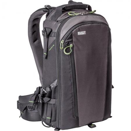 MindShift Gear FirstLight 20L - rucsac foto + laptop, Charcoal