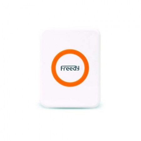 Mini Freedy - Incarcator wireless - alb
