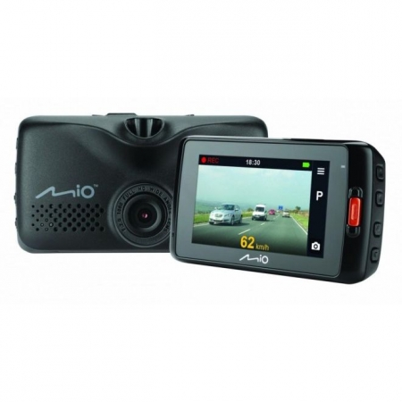 Mio MiVue 618 - Camera Auto DVR, Inregistrare Extreme HD, GPS integrat