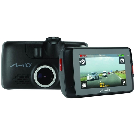 Mio Mivue 638 - Camera Auto DVR cu GPS incorporat, 1080p, 2.7