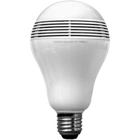Mipow Playbulb Light App Enabled - Bec Led cu Difuzor, Alb