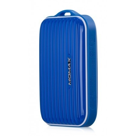Momax iPower Go Mini Pro - Acumulator extern, 8400mAh, Albastru