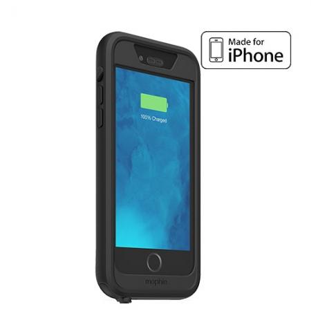 Mophie H2PRO - H2 PRO iPhone 6 - Husa waterproof cu acumulator 2750 mAH - negru