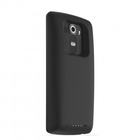 Mophie Juice Pack LG G4 - husa cu acumulator extern 3450mAh - negru