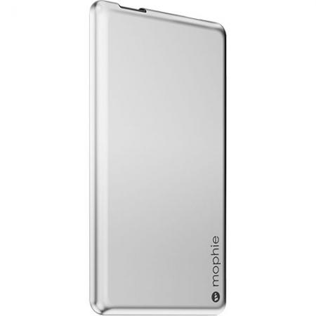 Mophie Powerstation 2X - acumulator 4000 mAh cu micro USB, argintiu