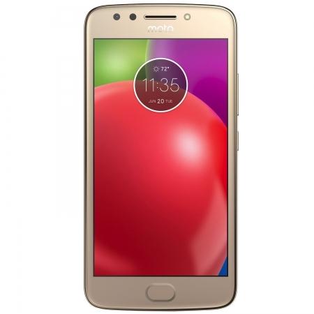 Motorola Moto E4 - 5'', Dual Sim, 2GB RAM, 16GB, 4G - Auriu