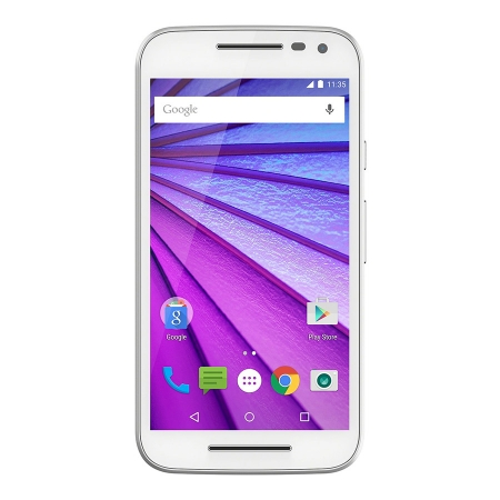 Motorola XT1541 Moto G 3rd Geneneration 8GB White RS125022179