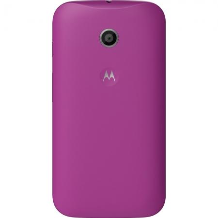 Motorola - husa capac spate Shells Violet pentru Moto E