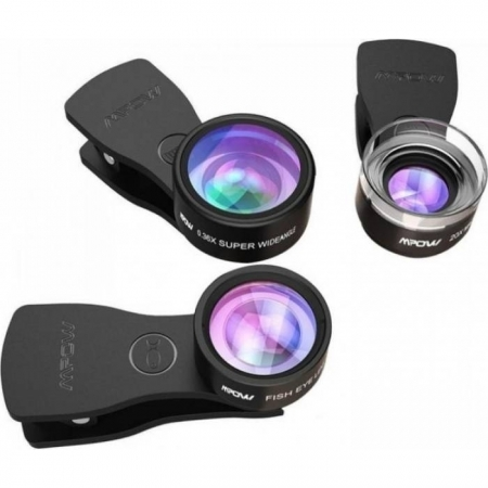 Mpow MLens V1 Professional - Set lentile foto premium