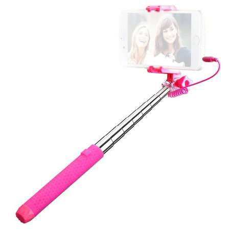 Mpow Mini - Selfie stick, Roz