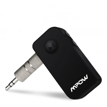 Mpow Multi-Point Streambot - Receptor si Emitator audio stereo, Bluetooth 4.1, hands-free