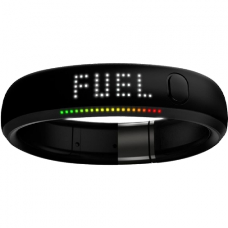 NIKE Fuel Band - Bratara Fitness Marime S - Negru