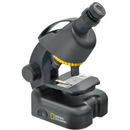Bresser National Geographic - Microscop, marire 40x-640x, adaptor smartphone