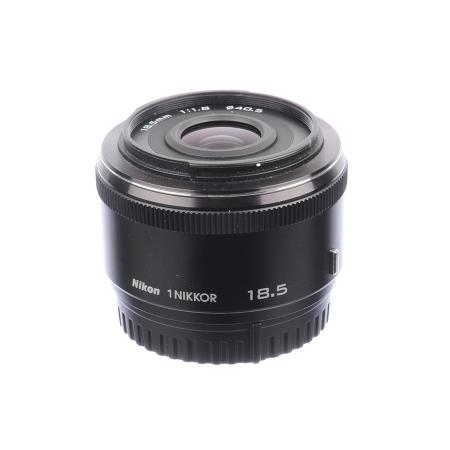 Nikon 1 NIKKOR 18.5mm f/1.8 negru  - SH7407-3