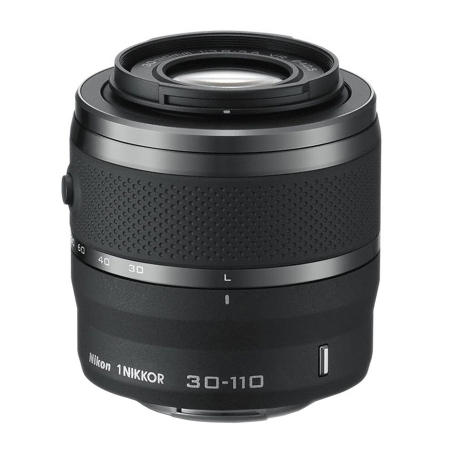 Nikon 1 NIKKOR VR 30-110mm f/3.8-5.6 negru