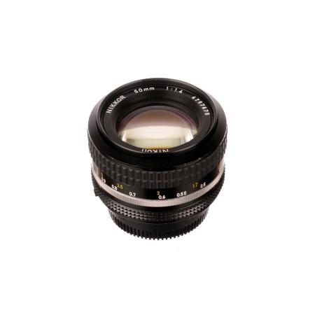 Nikon 50mm f/1.4 Ai - SH6694-2