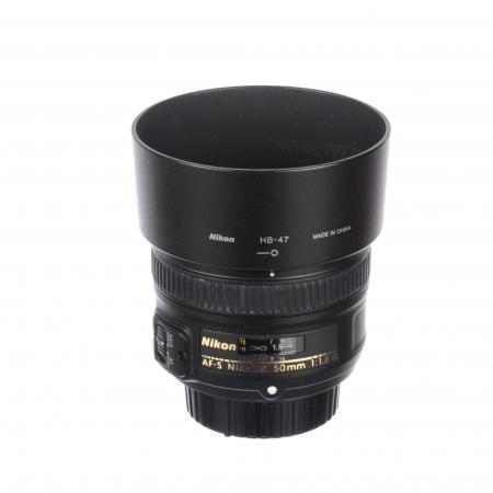 Nikon 50mm f1.8 G SH6707-2