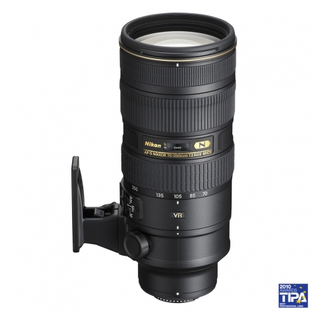 Nikon 70-200mm f/2.8 AF-S G VR II N RS45108147-2