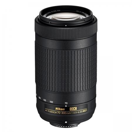 Nikon 70-300mm f4.5-6.3G ED AF-P