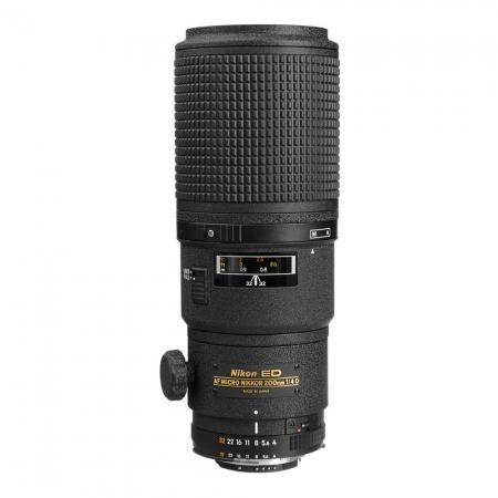 Nikon AF Micro-Nikkor 200mm f/4D IF-ED