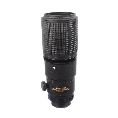 Nikon AF Micro-Nikkor 200mm f/4D IF-ED - SH7444