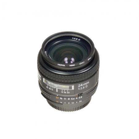 Nikon AF Nikkor 24 mm f/2.8D - SH5852