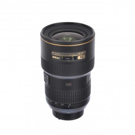 Nikon AF-S 16-35mm f/4G ED VR - SH6566-2