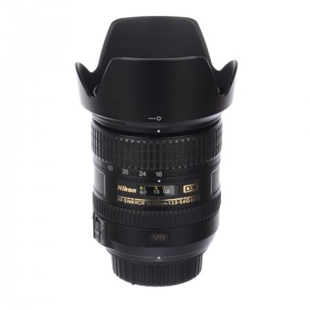 Nikon AF-S 16-85mm f/3.5-5.6 VR SH125031177