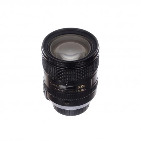 Nikon AF-S 16-85mm f/3.5-5.6 VR - SH6647