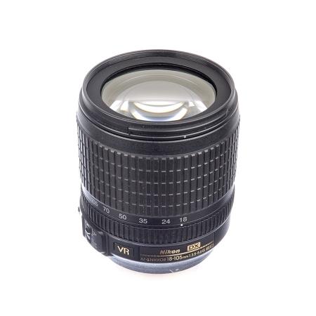 Nikon AF-S 18-105mm f/3.5-5.6 VR - SH7584-2