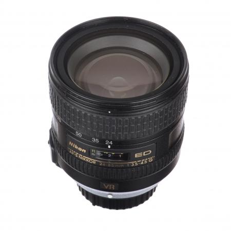Nikon AF-S 24-85mm f/3.5-4.5 VR  - SH6697-2