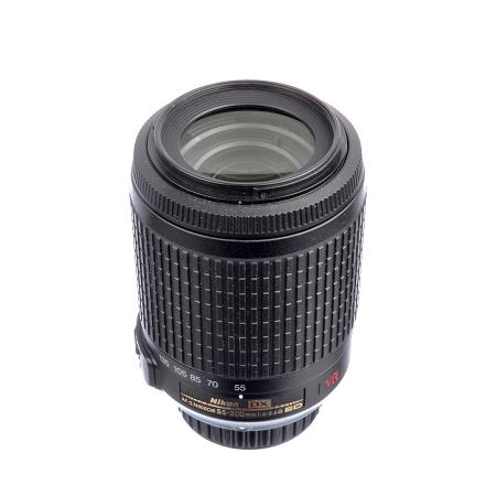 Nikon AF-S 55-200mm f/4-5.6 VR - SH7464