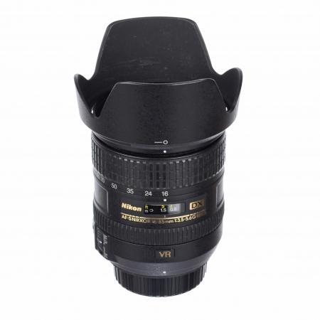 Nikon AF-S DX NIKKOR 16-85mm f/3.5-5.6G ED VR SH125030776